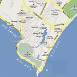 Vung Tau Map